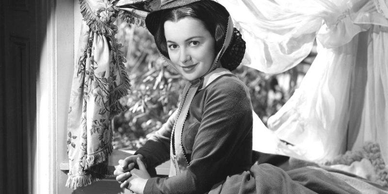 Olivia de Havilland and her movie career