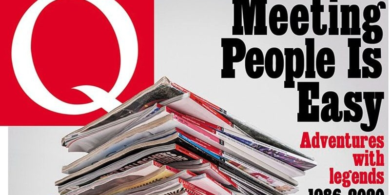 Q Magazine is near to closure after a long history
